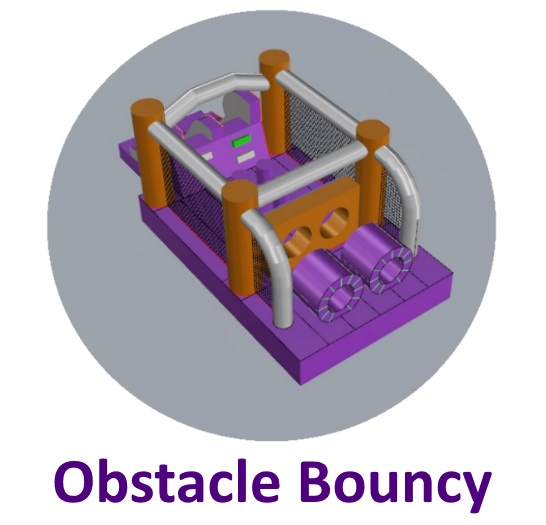 Obstacle Bouncy