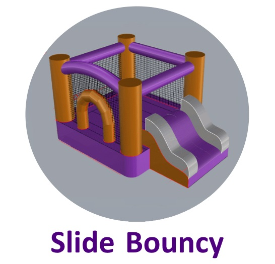 Slide Bouncy